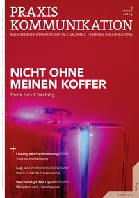 Beitrag von Franz Hütter in der Praxis Kommunikation